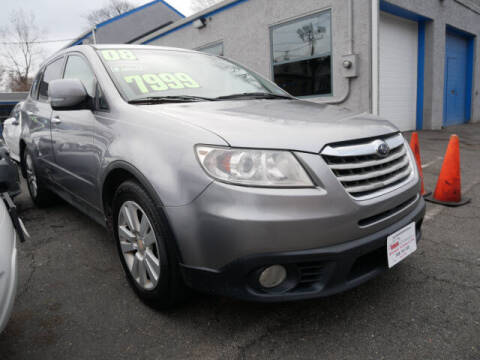 2008 Subaru Tribeca for sale at M & R Auto Sales INC. in North Plainfield NJ