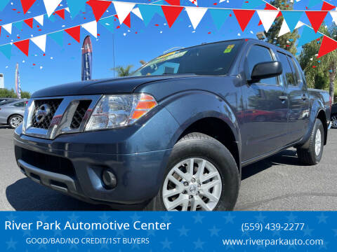 2017 Nissan Frontier for sale at River Park Automotive Center in Fresno CA