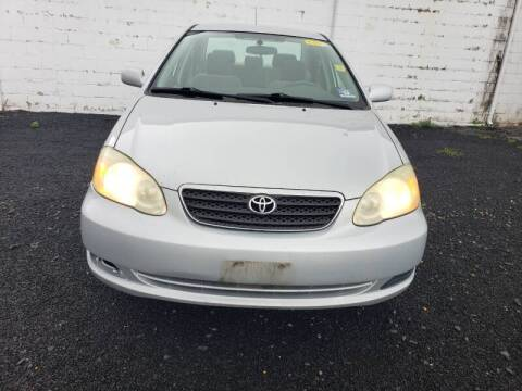 2005 Toyota Corolla for sale at CRS 1 LLC in Lakewood NJ
