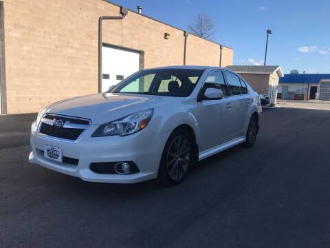 2013 Subaru Legacy for sale at Crown Motor Inc in Grand Forks ND