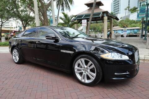2011 Jaguar XJL for sale at Choice Auto in Fort Lauderdale FL