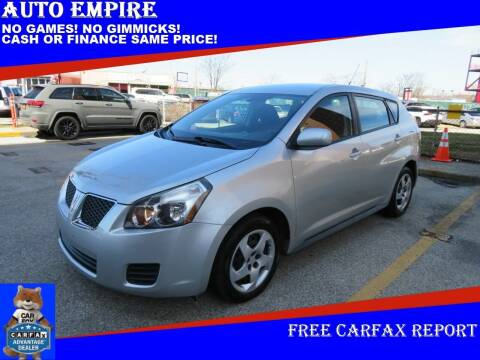 2010 Pontiac Vibe for sale at Auto Empire in Brooklyn NY
