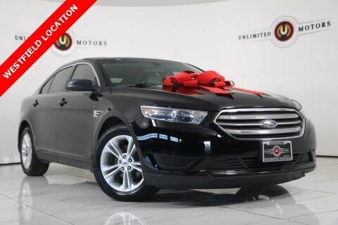 2018 Ford Taurus for sale at INDY'S UNLIMITED MOTORS - UNLIMITED MOTORS in Westfield IN