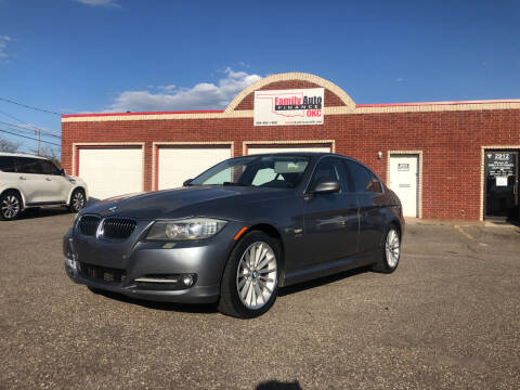 2011 BMW 3 Series for sale at Family Auto Finance OKC LLC in Oklahoma City OK
