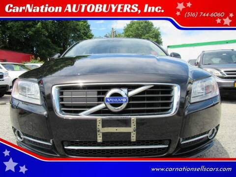 2013 Volvo S80 for sale at CarNation AUTOBUYERS, Inc. in Rockville Centre NY