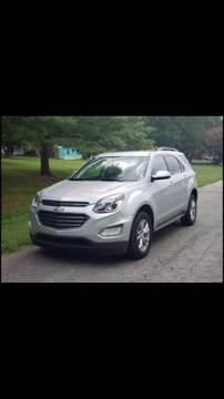 2016 Chevrolet Equinox for sale at Speed Auto Mall in Greensboro NC
