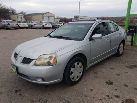 2004 Mitsubishi Galant for sale at Independent Auto in Belle Fourche SD