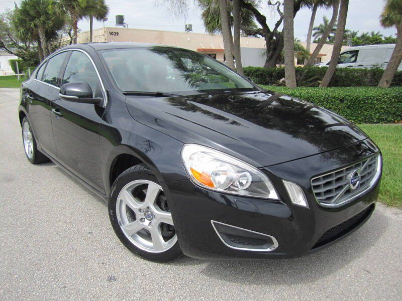 2012 Volvo S60 for sale at FLORIDACARSTOGO in West Palm Beach FL