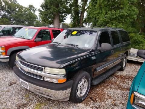 2004 Chevrolet Suburban for sale at James River Motorsports Inc. in Chester VA