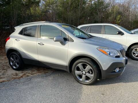 2013 Buick Encore for sale at Downeast Auto Inc in South Waterboro ME