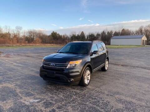 2011 Ford Explorer for sale at Caruzin Motors in Flint MI