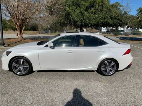 2017 Lexus IS 300 for sale at Auddie Brown Auto Sales in Kingstree SC