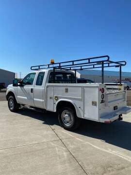 2011 SOLD.....Ford SD Service Body F250 Super Cab Knapheide Body for sale at Albers Sales and Leasing, Inc in Bismarck ND