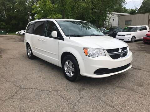 2012 Dodge Grand Caravan for sale at Nile Auto in Columbus OH