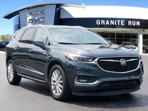 2018 Buick Enclave for sale at GRANITE RUN PRE OWNED CAR AND TRUCK OUTLET in Media PA
