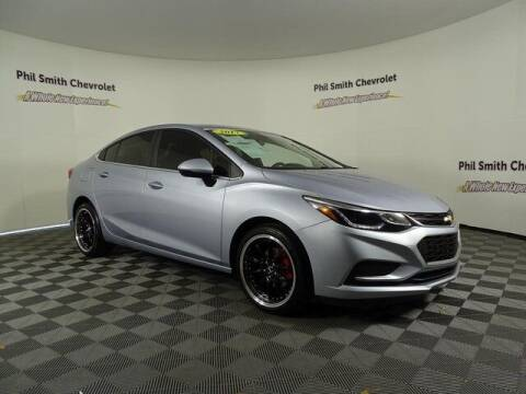 2017 Chevrolet Cruze for sale at PHIL SMITH AUTOMOTIVE GROUP - Phil Smith Chevrolet in Lauderhill FL