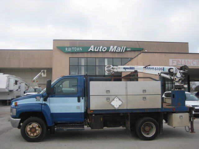 2004 GMC C4500 for sale at Raytown Auto Mall Enterprise in Raytown MO