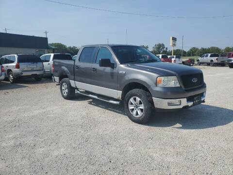 2005 Ford F-150 for sale at Frieling Auto Sales in Manhattan KS