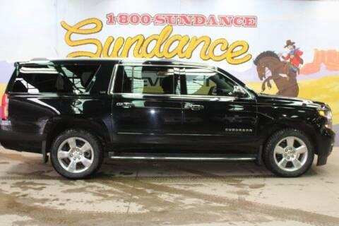 2015 Chevrolet Suburban for sale at Sundance Chevrolet in Grand Ledge MI