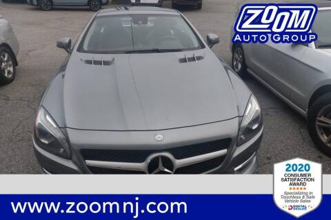 2014 Mercedes-Benz SL-Class for sale at Zoom Auto Group in Parsippany NJ