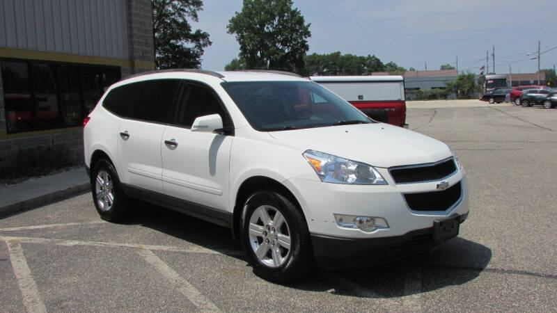 2010 Chevrolet Traverse for sale at Begleys Automotive Group in Elkhart IN