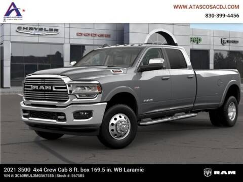2021 RAM Ram Pickup 3500 for sale at ATASCOSA CHRYSLER DODGE JEEP RAM in Pleasanton TX