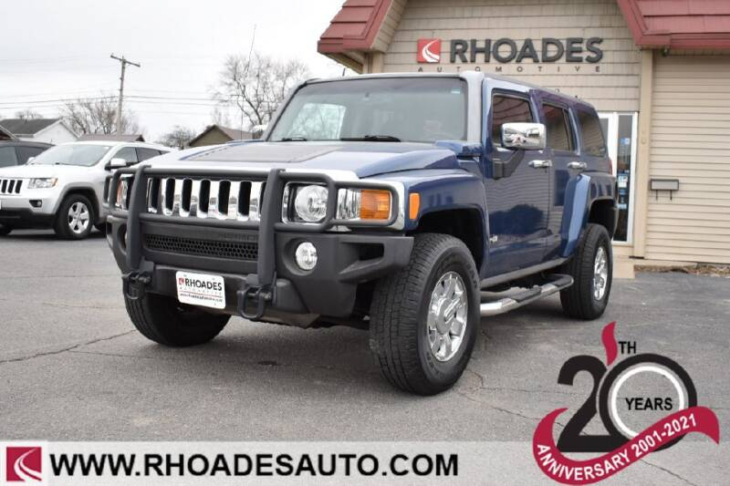 2006 HUMMER H3 for sale at Rhoades Automotive in Columbia City IN