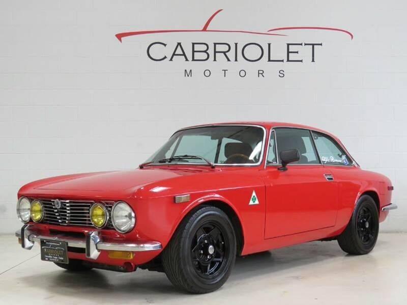 1974 Alfa Romeo GTV6 for sale at Cabriolet Motors in Morrisville NC