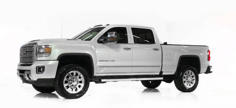 2018 GMC Sierra 2500HD for sale at Houston Auto Credit in Houston TX