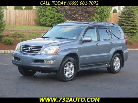 2005 Lexus GX 470 for sale at Absolute Auto Solutions in Hamilton NJ
