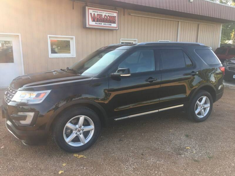 2016 Ford Explorer for sale at Palmer Welcome Auto in New Prague MN