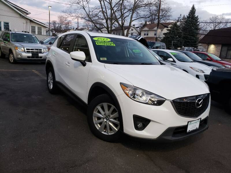 2013 Mazda CX-5 for sale at DNS Automotive Inc. in Bergenfield NJ
