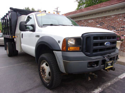 2007 Ford F-450 Super Duty for sale at Certified Motorcars LLC in Franklin NH