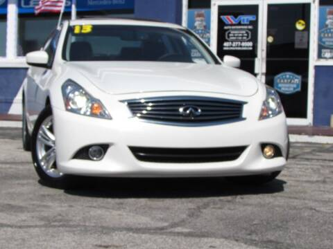 2013 Infiniti G37 Sedan for sale at VIP AUTO ENTERPRISE INC. in Orlando FL