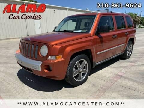 2008 Jeep Patriot for sale at Alamo Car Center in San Antonio TX