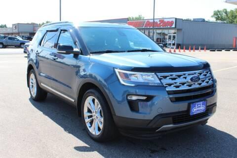 2018 Ford Explorer for sale at L & L MOTORS LLC - REGULAR INVENTORY in Wisconsin Rapids WI