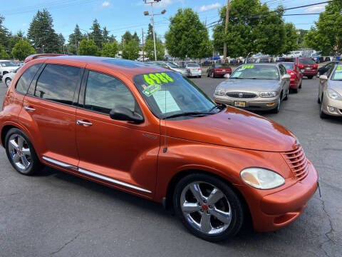 2003 Chrysler PT Cruiser for sale at Pacific Point Auto Sales in Lakewood WA