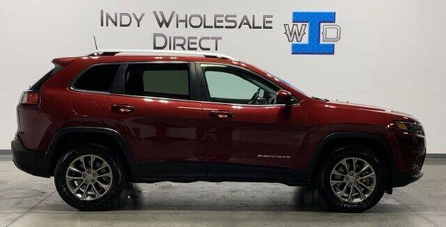 2020 Jeep Cherokee for sale at Indy Wholesale Direct in Carmel IN