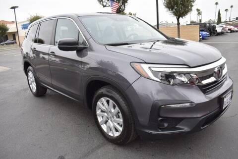 2019 Honda Pilot for sale at DIAMOND VALLEY HONDA in Hemet CA
