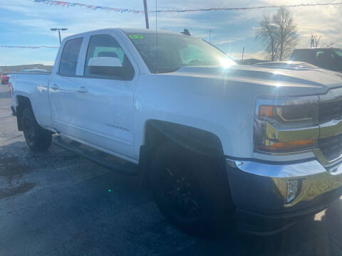 2017 Chevrolet Silverado 1500 for sale at EAGLE ONE AUTO SALES in Leesburg OH