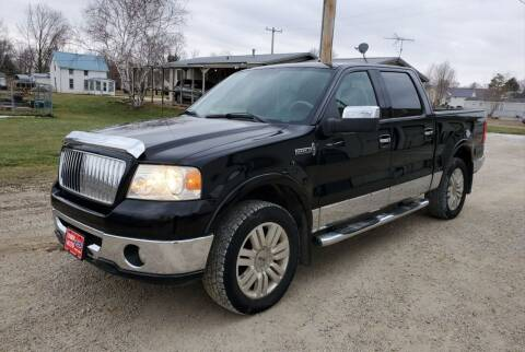 2006 Lincoln Mark LT for sale at Union Auto in Union IA