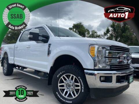2017 Ford F-350 Super Duty for sale at Street Smart Auto Brokers in Colorado Springs CO
