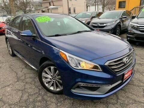 2016 Hyundai Sonata for sale at Auto Universe Inc. in Paterson NJ