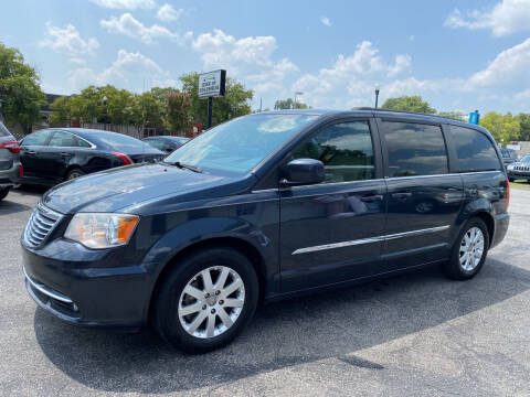 2014 Chrysler Town and Country for sale at BWK of Columbia in Columbia SC