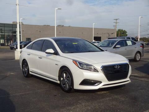 2017 Hyundai Sonata Hybrid for sale at Superior Hyundai of Beaver Creek in Beavercreek OH