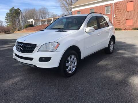 2006 Mercedes-Benz M-Class for sale at C5 Motors in Marietta GA