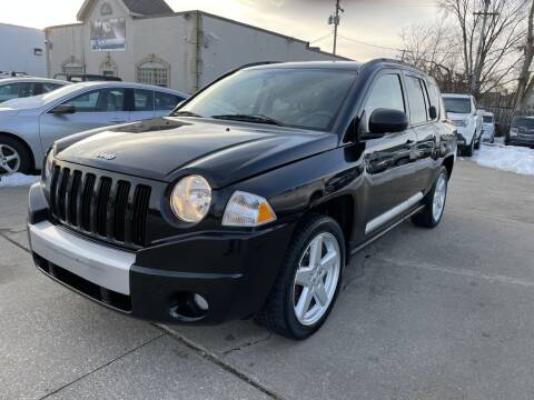 2010 Jeep Compass for sale at AAA Auto Wholesale in Parma OH