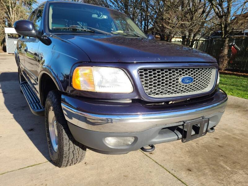 2001 Ford F-150 for sale at A1 Group Inc in Portland OR