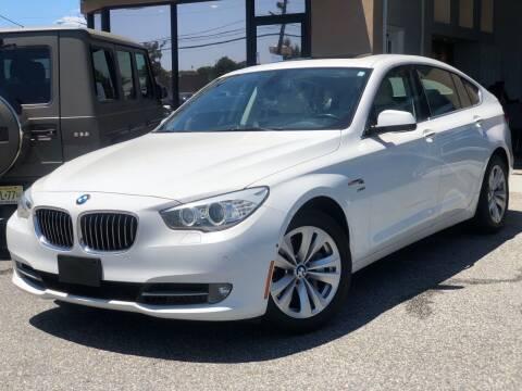 2011 BMW 5 Series for sale at MAGIC AUTO SALES - Magic Auto Prestige in South Hackensack NJ