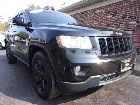 2013 Jeep Grand Cherokee for sale at Certified Motorcars LLC in Franklin NH